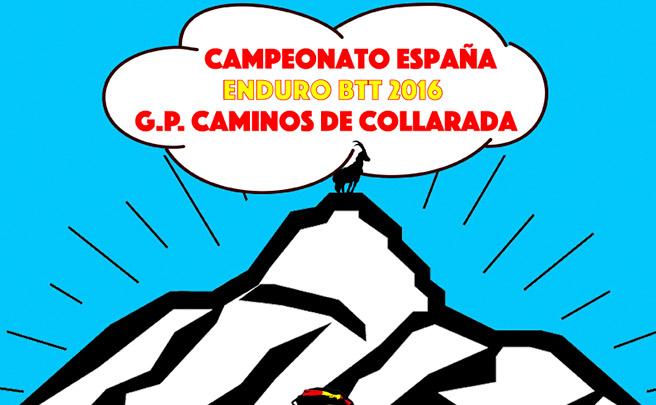 Todo listo para el Gran Premio Caminos de Collarada, tercer Campeonato de España de Enduro BTT
