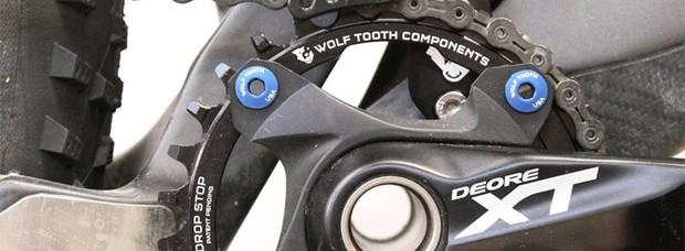 Nuevo guiacadena GnarWolf ISCG-05 de Wolf Tooth Components