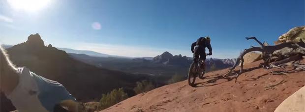 Rodando por el 'Hangover Trail' de Sedona (Arizona)