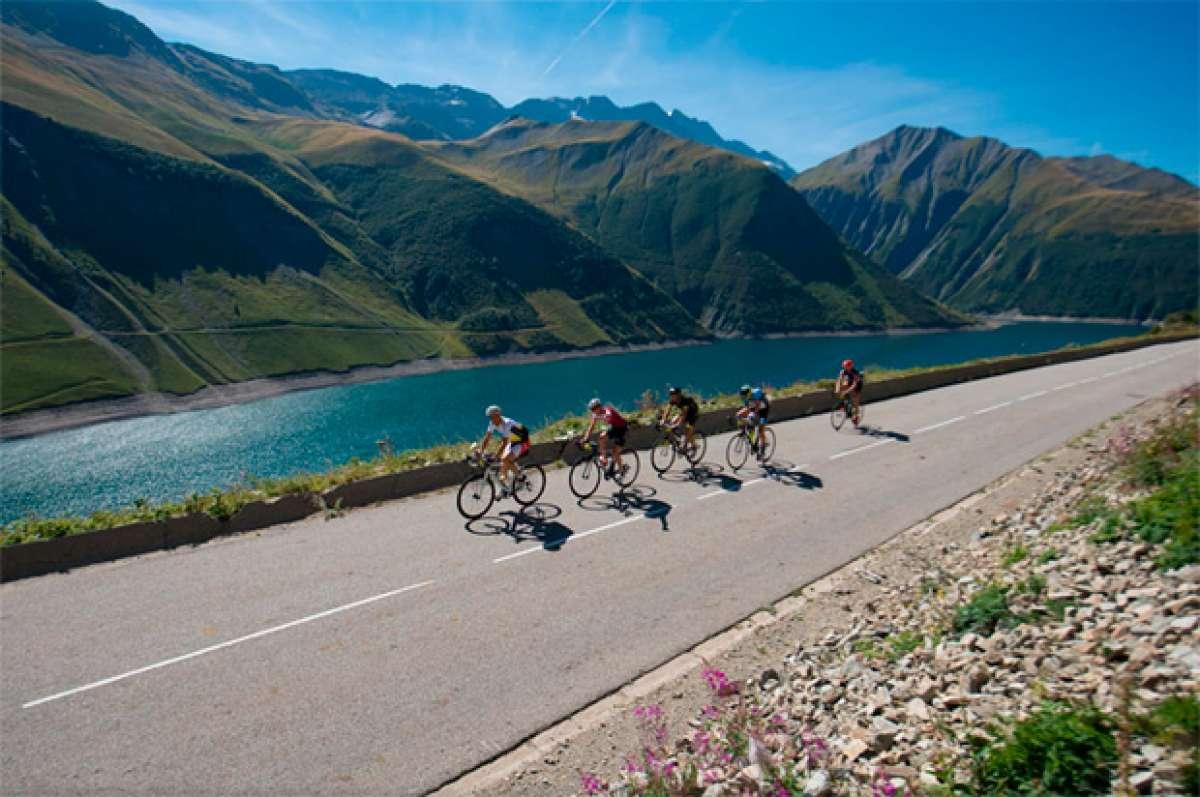 Haute Route, la experiencia ciclodeportiva definitiva