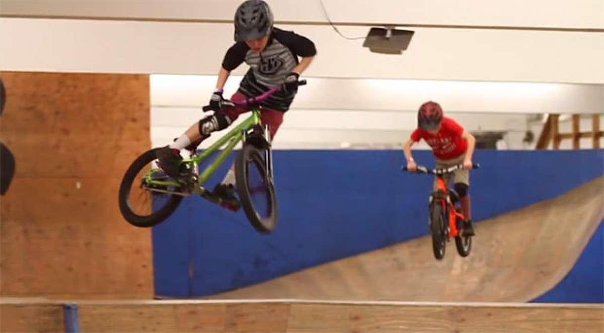 Los hermanos Mckenzie, dos jóvenes promesas de los pedales que ya apuntan alto