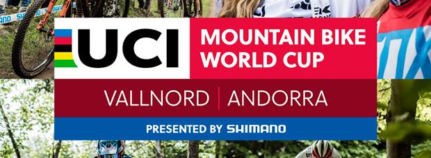 Todo listo para la última cita de la Copa del Mundo UCI XCO/DHI en Vallnord
