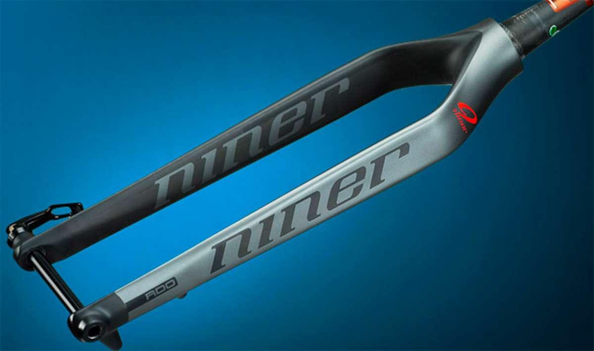 Nuevo precio y colores para las horquillas rígidas de Niner Bikes