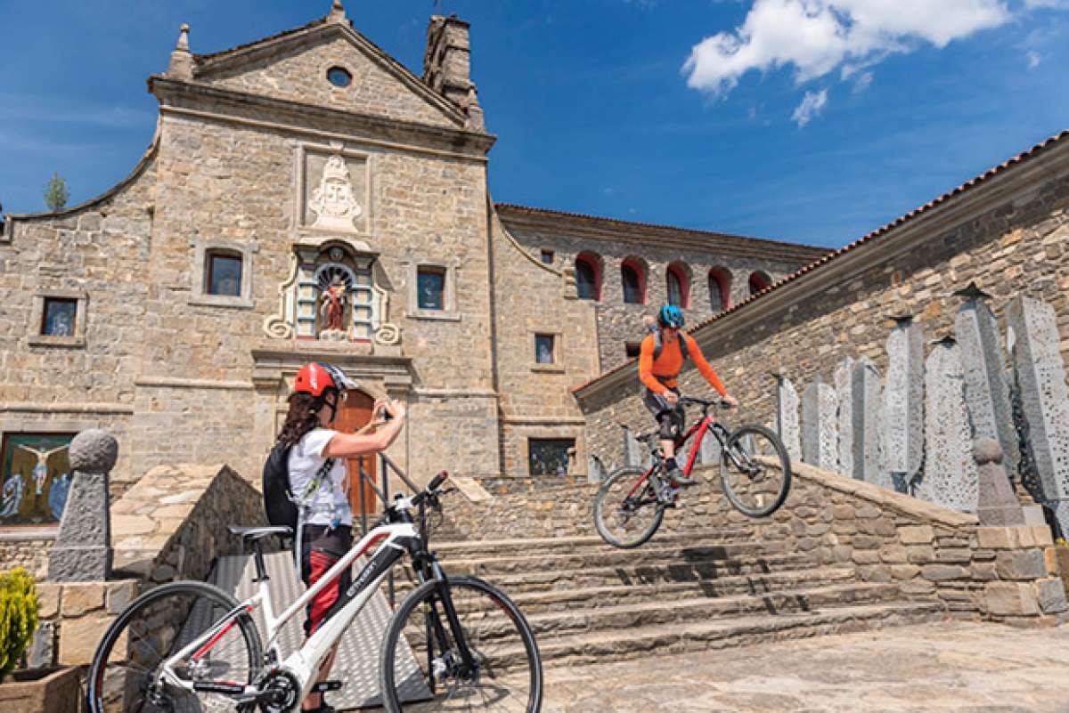Hotel Barceló Monasterio de Boltaña, el único de cinco estrellas en Huesca con el sello de calidad Bikefriendly
