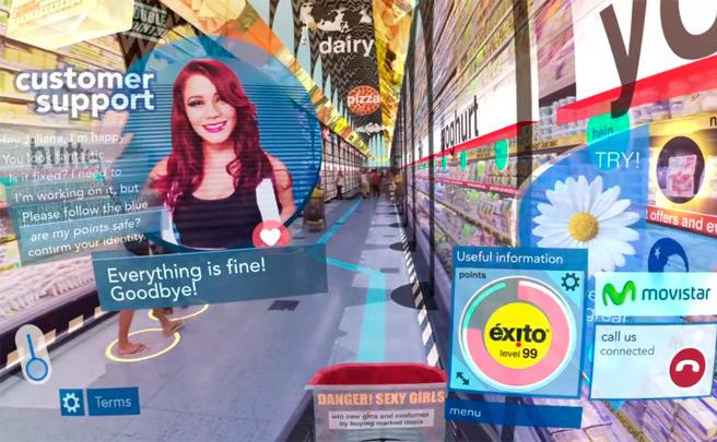Hyper-Reality, una visión nada favorable acerca de la Realidad Aumentada