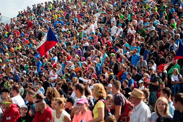 Las imágenes más curiosas del Campeonato del Mundo XCO 2016