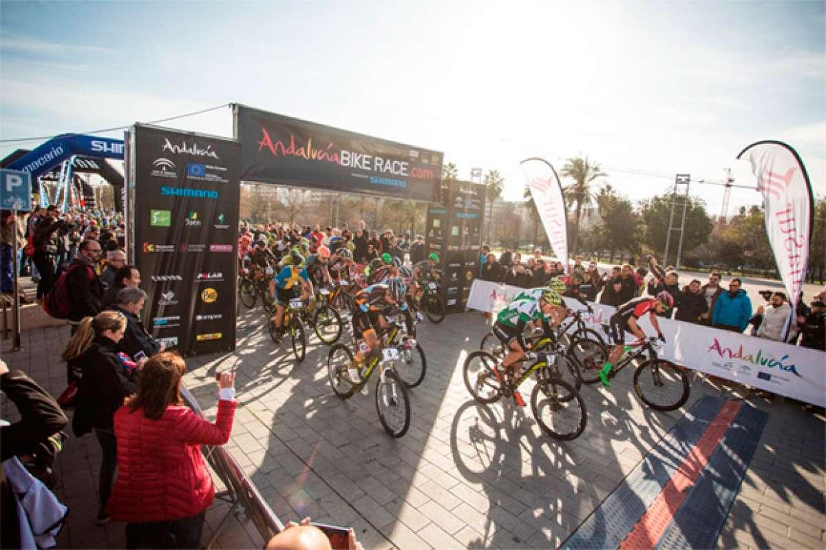 El impacto económico y mediático de la Andalucía Bike Race presented by Shimano 2016
