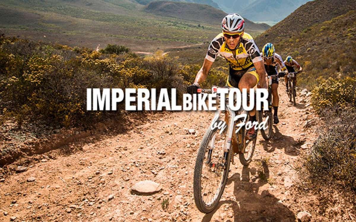Estreno por todo lo alto para la primera edición de la Imperial Bike Tour by Ford
