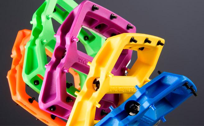 Así es el proceso de impresión 3D del pedal Nukeproof Horizon