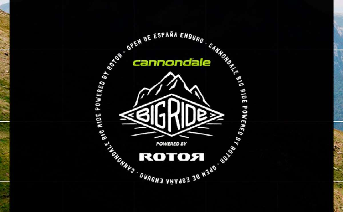 Cannondale Big Ride powered by Rotor 2016: Abiertas las inscripciones