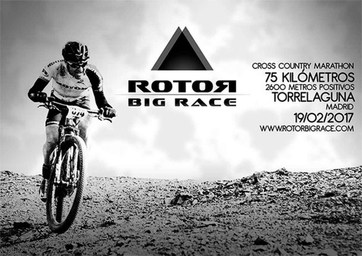 En TodoMountainBike: La tercera edición de la ROTOR Big Race, el 19 de febrero