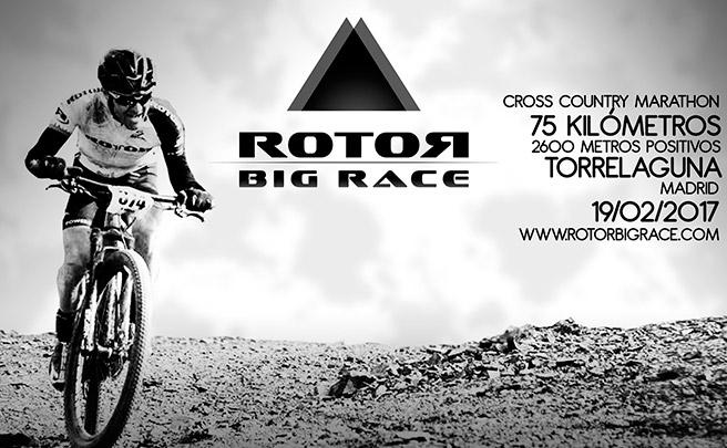 La tercera edición de la ROTOR Big Race, el 19 de febrero