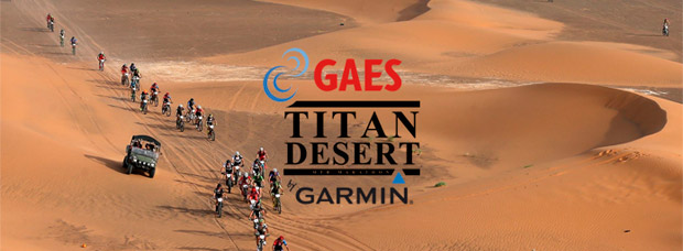 Más desierto, dunas y componente de aventura para la Titan Desert 2017