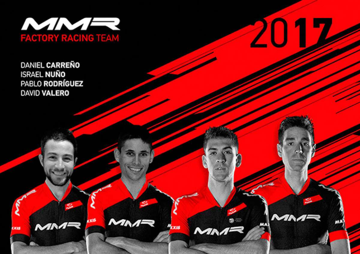 En TodoMountainBike: Presentados los integrantes del MMR Factory Racing Team 2017... sin Carlos Coloma