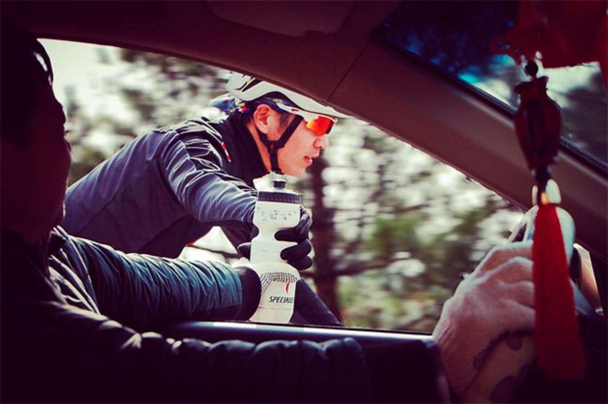 La importancia del sodio en la hidratación de un deportista, o por qué el agua puede resultar mortal