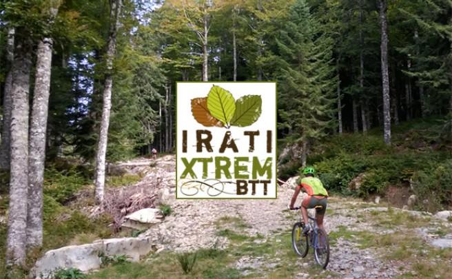 Irati Xtrem BTT 2016, un nuevo reto deportivo por la Selva de Irati