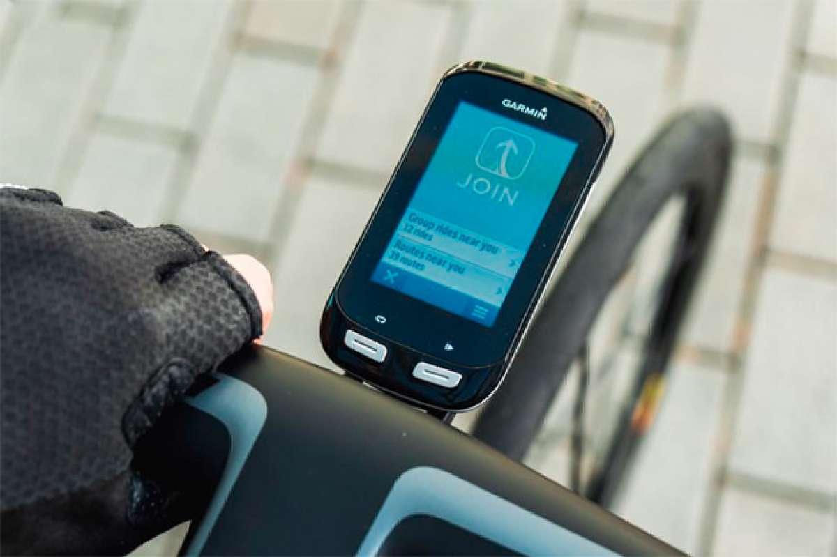 En TodoMountainBike: JOIN, una aplicación móvil para organizar 'quedadas' ciclistas de forma sencilla