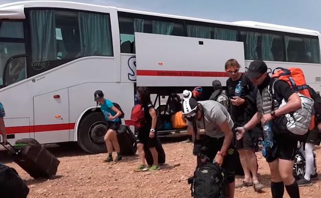 Así es una etapa de transición en la Titan Desert 2016