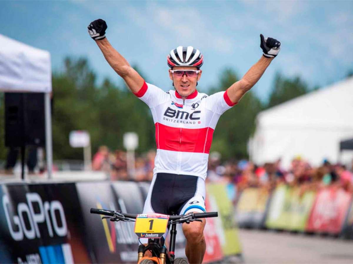 """Julien Absalon renueva con el BMC Racing Team: """"""""Quería seguir un año más para disfrutar y compartir mi experiencia con los más jóvenes"""""""""""
