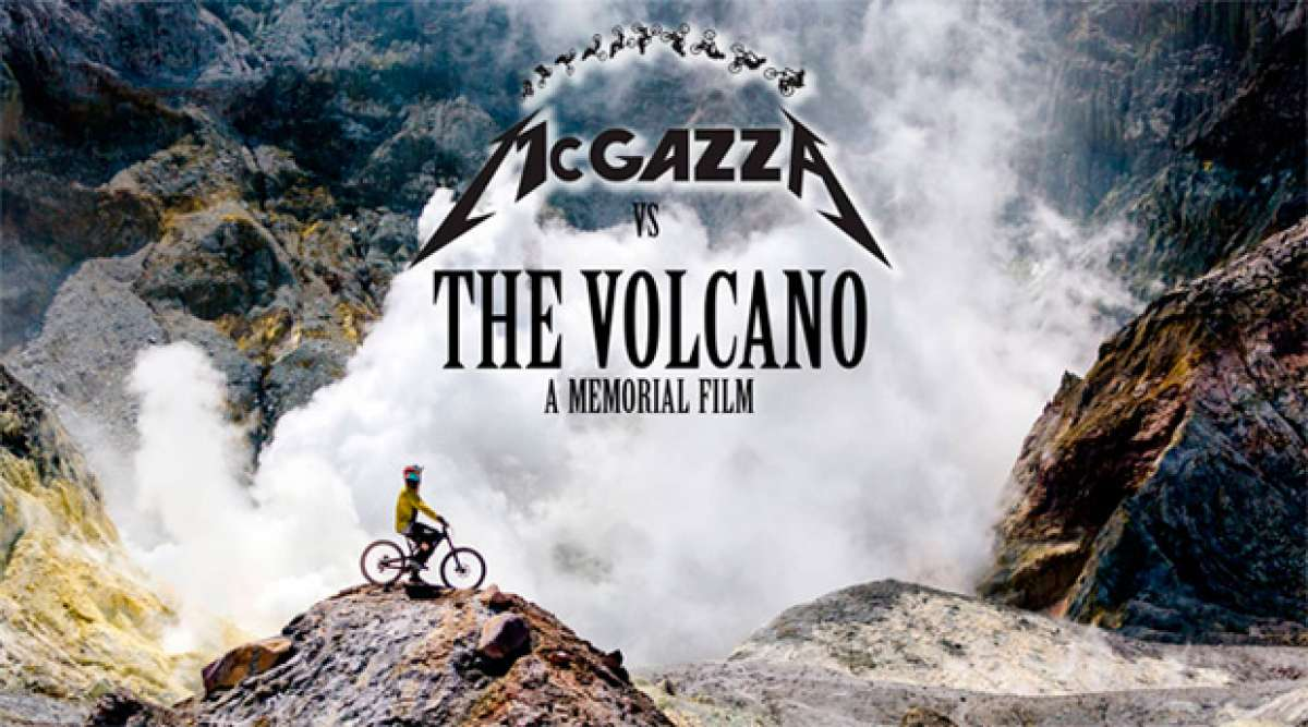 """""""Kelly McGarry contra El Volcán"""", tributo a una de las leyendas del Mountain Bike"""