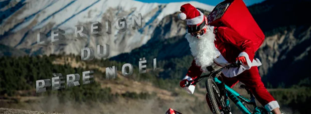 La Giant Reign de 2017 en acción... con Papá Noel