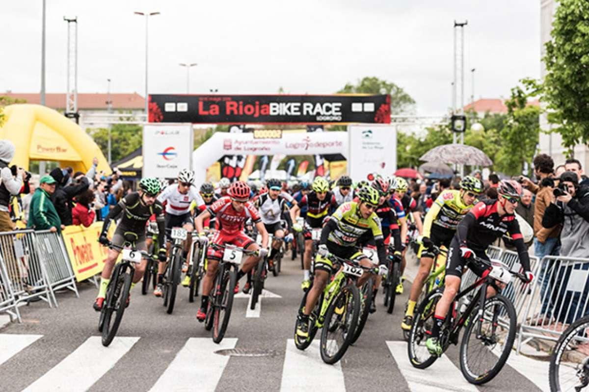 La Rioja Bike Race 2016: Victoria para Clàudia Galicia y Hansueli Stauffer