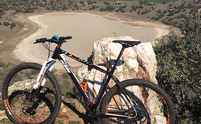 La foto del día en TodoMountainBike: 'Laguna de la Posadilla'
