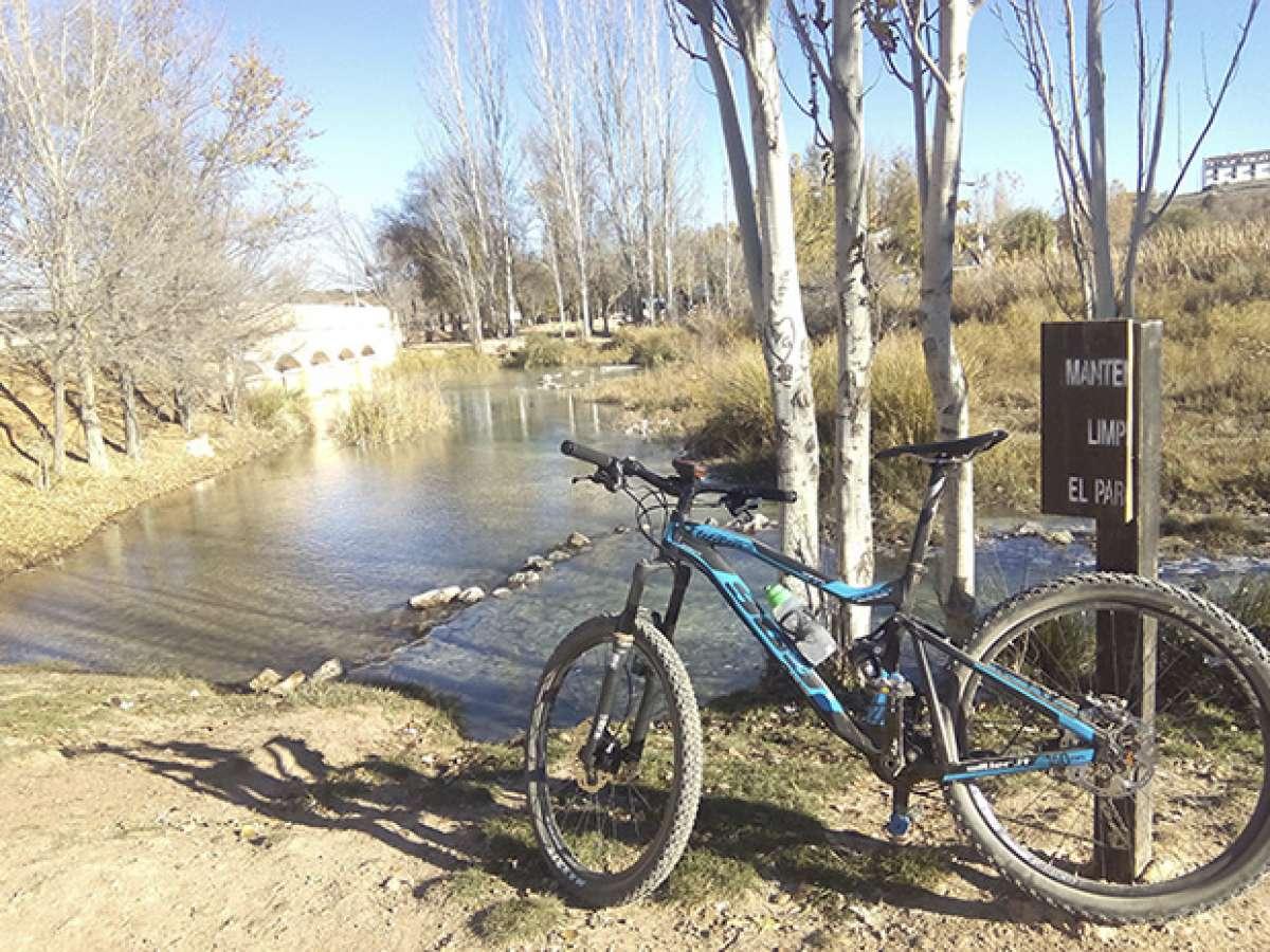 """La foto del día en TodoMountainBike: """"Laguna del Rey"""""""