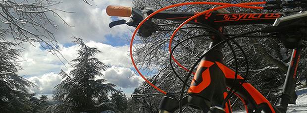 La foto del día en TodoMountainBike: 'Laujar de Andarax (Sierra Nevada Almeriense)'