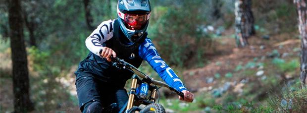 Laurie Greenland, campeón del mundo Junior, a las filas de Mondraker