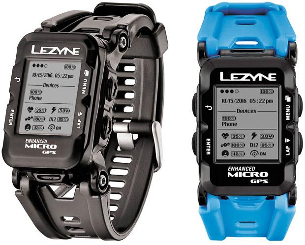 Lezyne Micro GPS Watch, nuevo reloj GPS para ciclistas