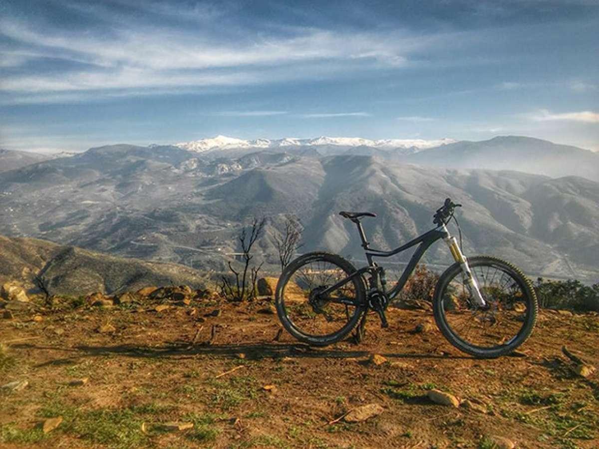 La foto del día en TodoMountainBike: 'Sierra Nevada en verano'