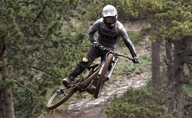 Descubriendo los mejores rincones de La Molina Bike Park con Lluís Lacondeguy