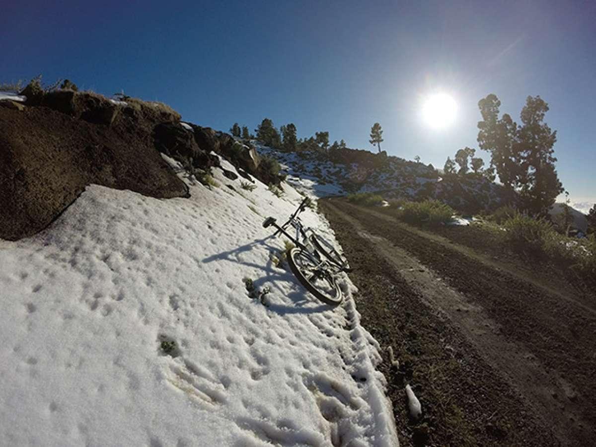 La foto del día en TodoMountainBike: 'Camino del Sol'