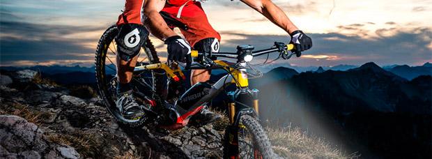 Lupine SL, dos avanzadas luces específicas para bicicletas eléctricas