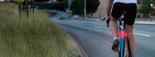 Los motivos por los que las luces diurnas para bicicletas podrían salvar la vida a muchos ciclistas