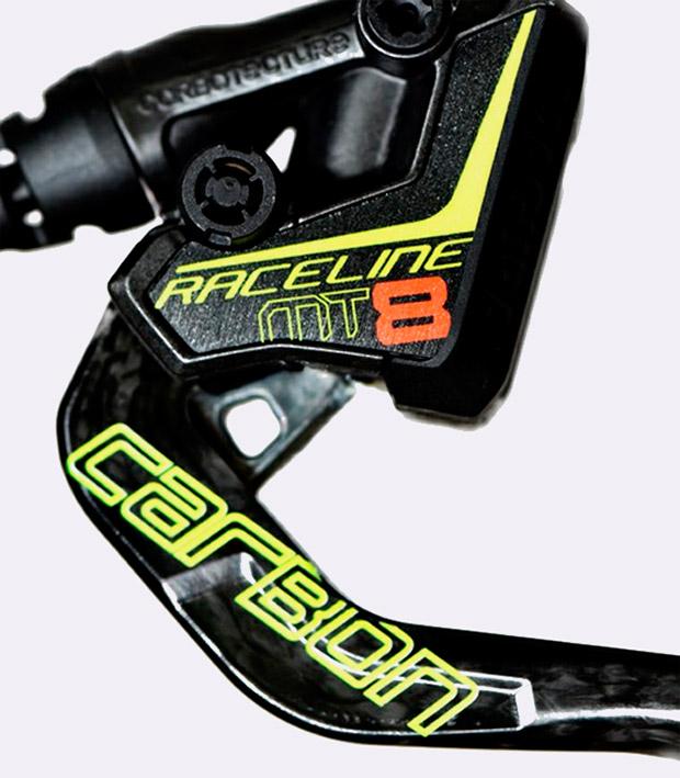 Magura MT8 Raceline, edición especial para los frenos más ligeros y potentes de la firma