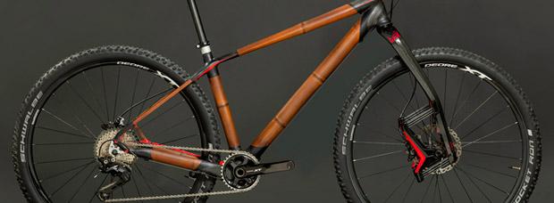 Malón Bikes, bicicletas de alto rendimiento fabricadas en bambú para todo tipo de disciplinas