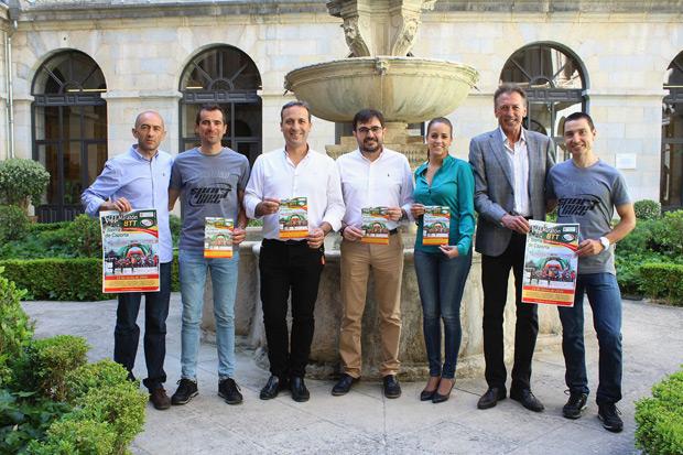 Más de un millar de ciclistas en la VII Maratón BTT Sierra de Cazorla