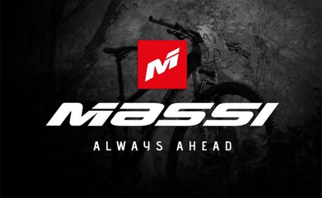 Nueva imagen corporativa para la marca de bicicletas (y componentes) Massi