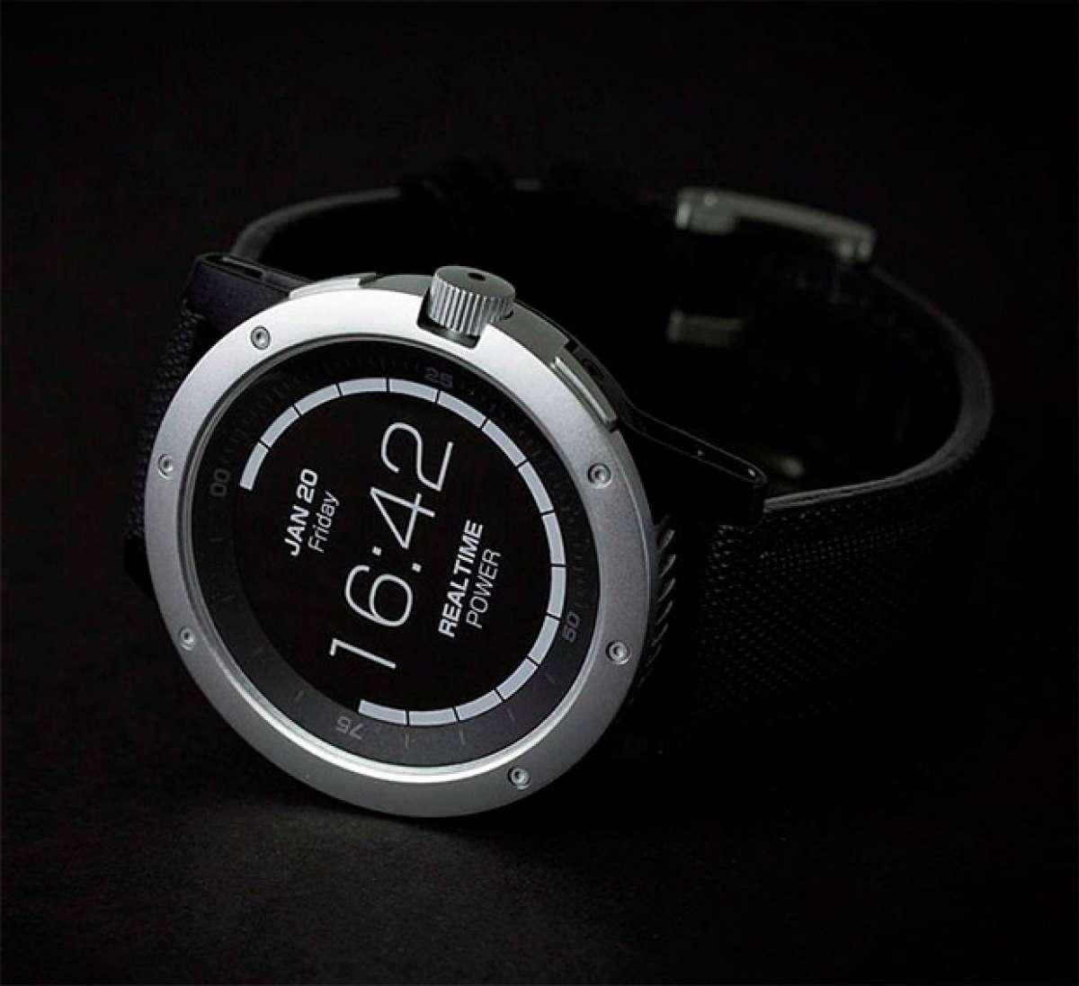 En TodoMountainBike: Matrix PowerWatch, el reloj inteligente que se carga con el calor corporal
