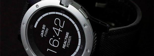 Matrix PowerWatch, el reloj inteligente que se carga con el calor corporal