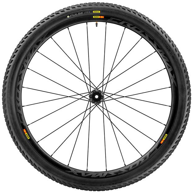 Mavic Crossmax PRO Carbon, el conjunto rueda-neumático más dinámico de la firma francesa
