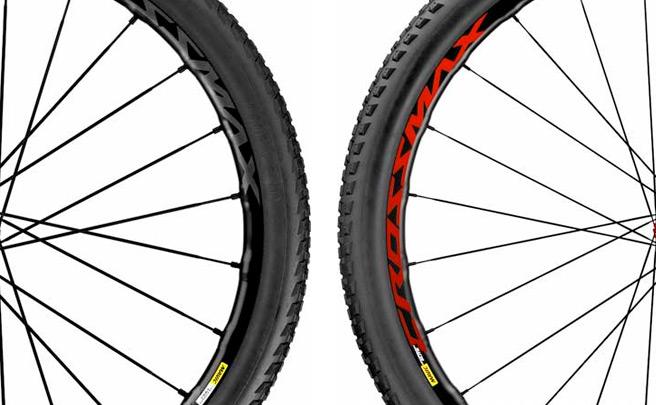 Mavic Crossmax Pro y Crossmax Elite, perfil ancho para las nuevas ruedas de la firma francesa