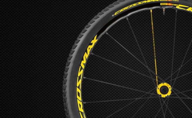 Sorpresa, sorpresa: Ruedas Mavic Crossmax SL/XL Carbon en camino