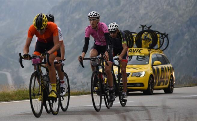 ¿Quién quiere correr la Haute Route? Mavic sortea 12 plazas para la prueba ciclodeportiva más dura del mundo