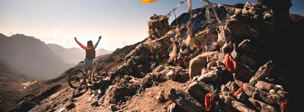 'Mavic Quest - Episodio 1', rodando con Tito Tomasi a través de Nepal