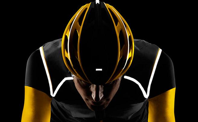 Mavic Vision, equipamiento para ciclistas visible desde el amanecer hasta el anochecer