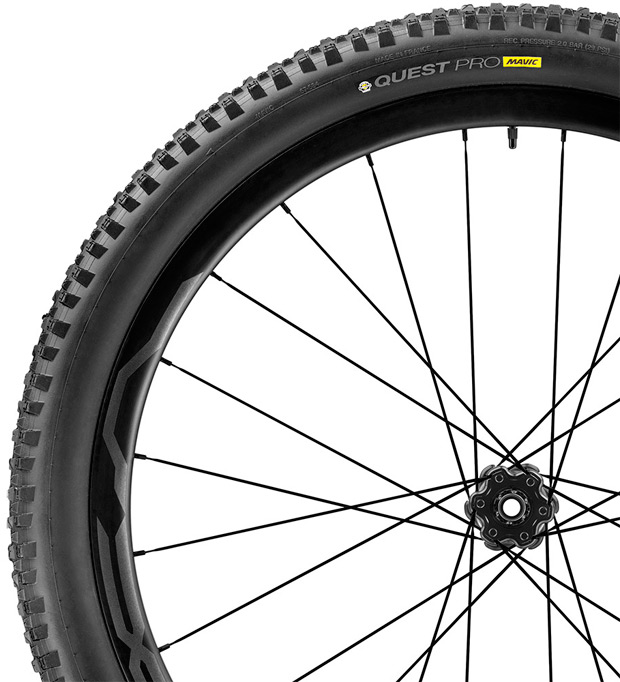 Mavic XA Pro Carbon, las nuevas ruedas de carbono de la firma francesa
