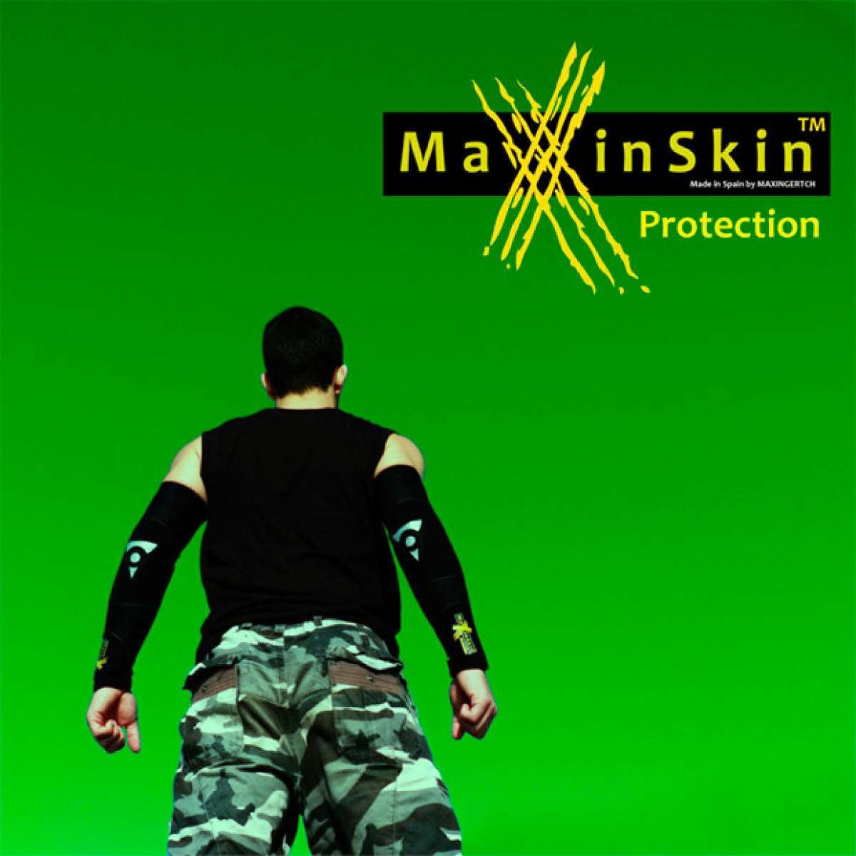 En TodoMountainBike: MaxinSkin Evolution, manguitos de cordura y kevlar para proteger nuestros brazos de forma contundente